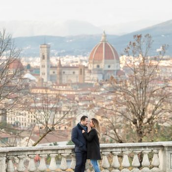 Destinations: Piazzale Michelangelo, Firenze