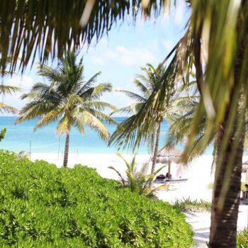 Banyan Tree Mayakoba kayaking and a pool party kind of day