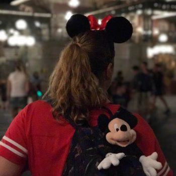 My First Time Back At Disney As An Adult