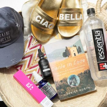 What is in my bag: beach edition
