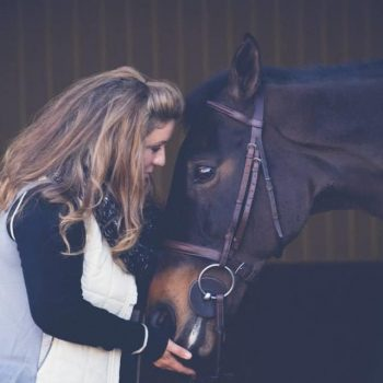Learning to say goodbye to a beloved equine family member