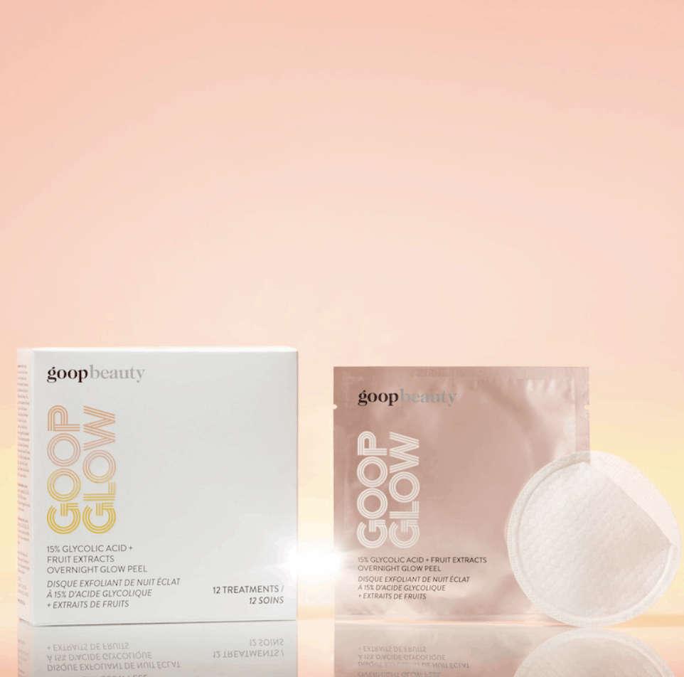 Glycolic Acid Face Peel from GOOP