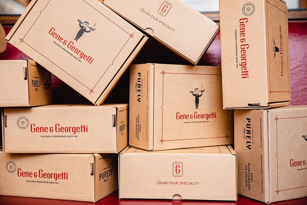Shop Gene & Georgetti this Holiday