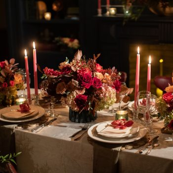 Festive Holiday Tabletop Decor ideas