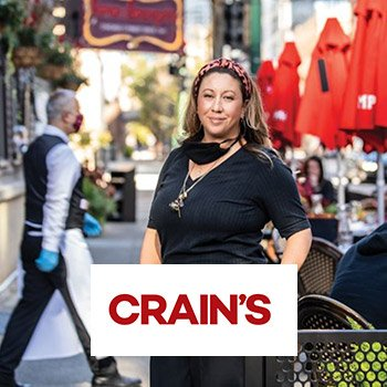 Featured in Crain's Chicago Business: As winter approaches, restaurants brace for a deep freeze